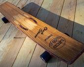 Linden Longboards Lund Chuck Stearns Trixter Longboard