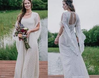 celtic wedding dresses