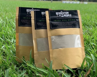 Irish Sea Moss- Organic powder
