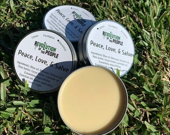 Soothing Skin Salve (Peace, Love & Salve)