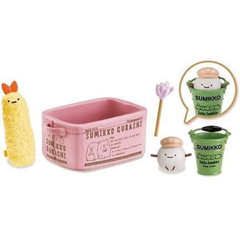 San-X Sumikko Gurashi Exciting Cooking Rement Miniature Doll Furniture #1
