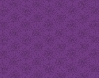 Getting To Know Hue - Purple Blender - Fabric by the Yard