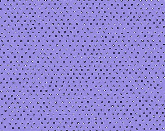 Pixie - Square Dot Blender - Lavender - Fabric by the yard