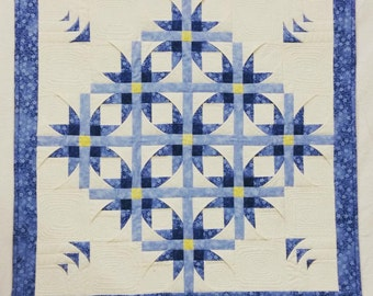 Mexican Stars Quilt Pattern