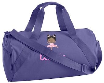 Girl bag Lime Pink Gray Ballet Shoes Bag Dancer girls bag Dance Bag Many colors Aqua Ballerina Purple Ballet Monogram Tote Bag