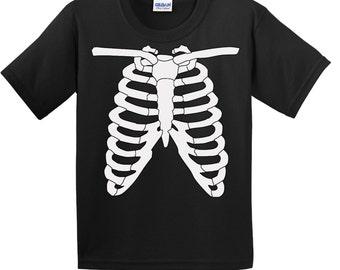 Halloween Skeleton costume, Bones Costume, Halloween t-shirt, Halloween costume, custom t-shirt