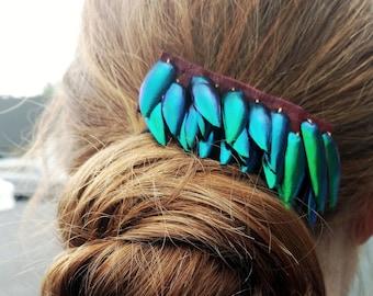Beetlewing Hair Clip