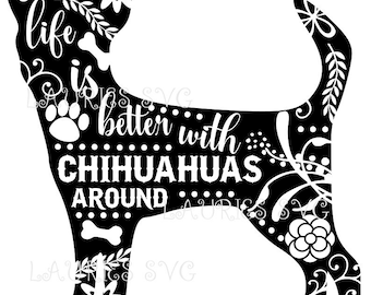 Download Chihuahua svg files | Etsy