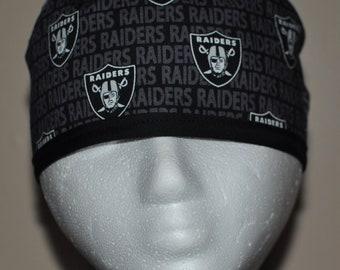 c6a2c1a61c7 NFL Oakland Raiders - Men s Scrub Cap Hat - One Size Fits Most
