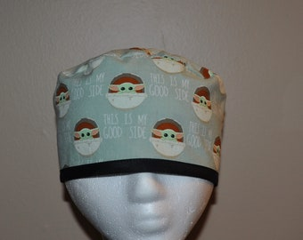 One size fits most Men/'s Star Wars Scrub Hat V2