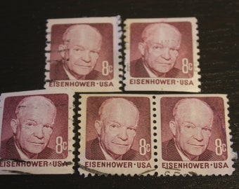 USA Eisenhower 8 Cent