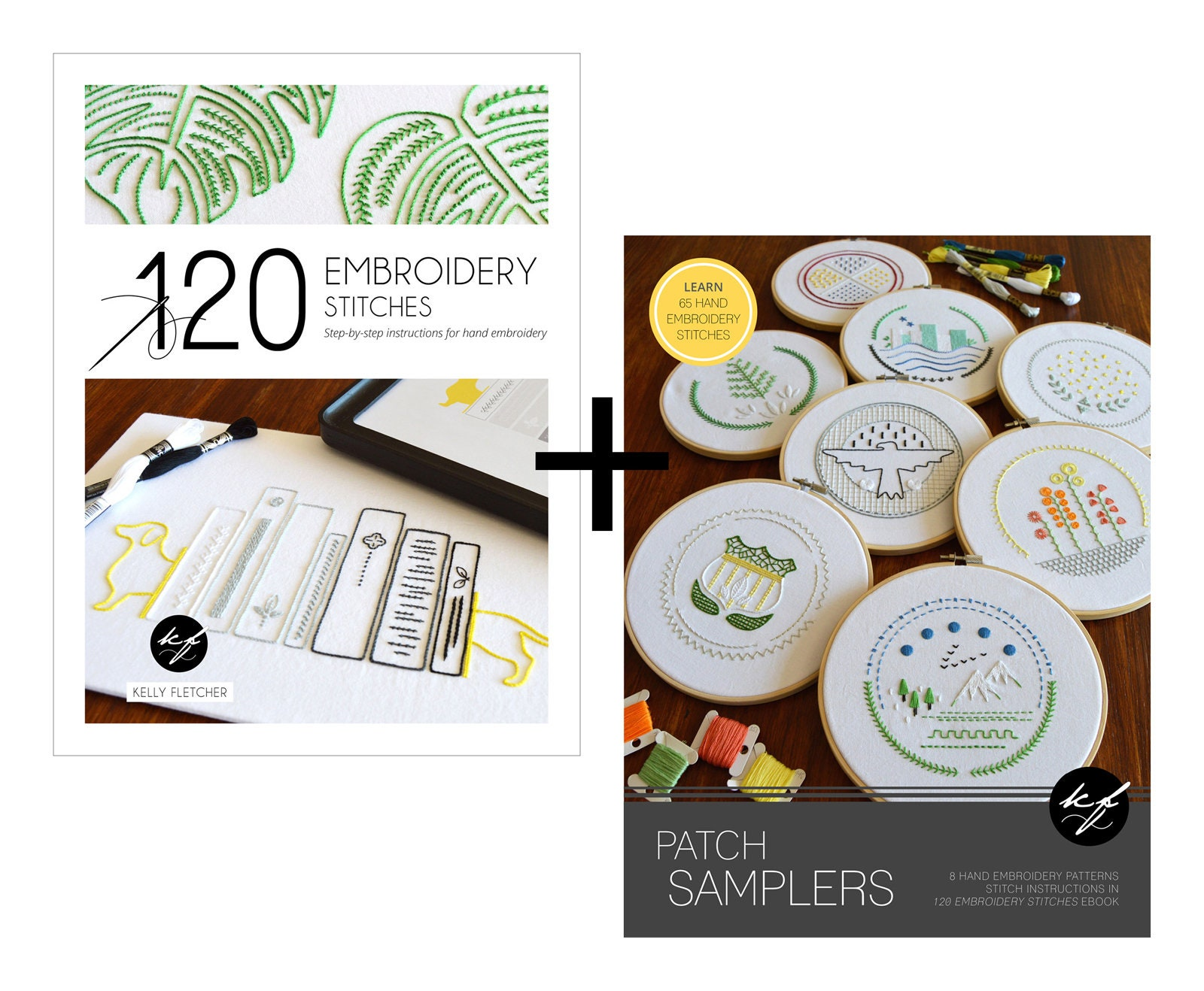 120 Embroidery Stitches Ebook Patch Samplers Pattern Hand Etsy