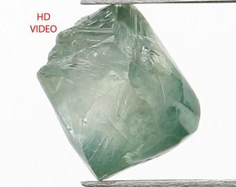 31.51 CT Rough Diamond Uncut Diamond yellow Color Mix Color Natural Loose Diamond Raw Diamond R6887