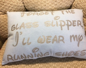 Cinderella Pillow