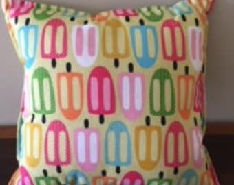 Popsicle Pillow