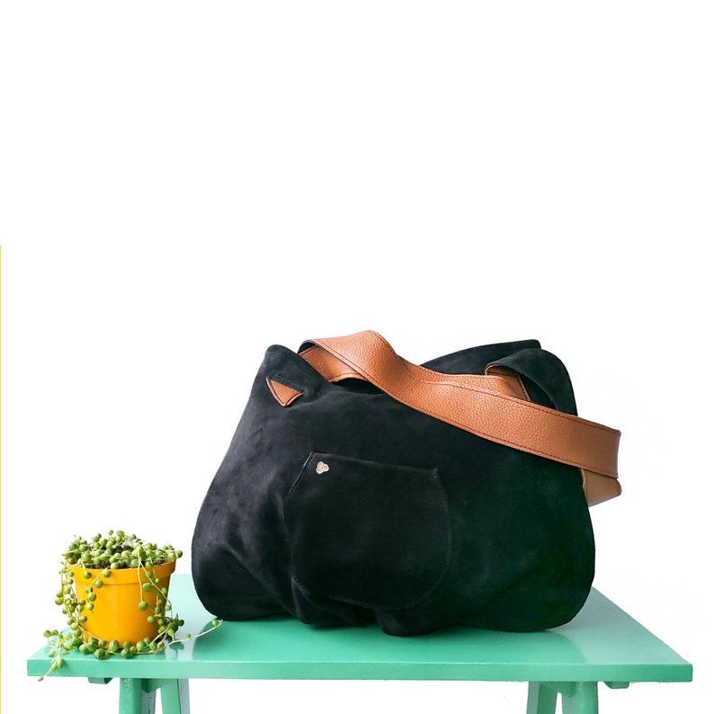 Chispi genuine leather handbags / hobo bag / image 0