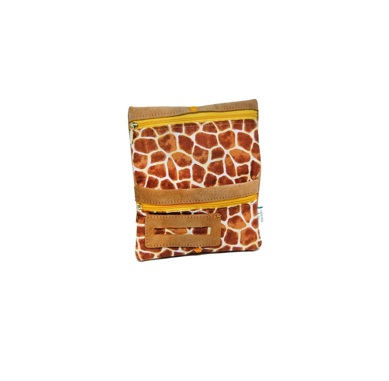 Ramenga Tobacco Pouch Tobacco pouch leather handmade image 0