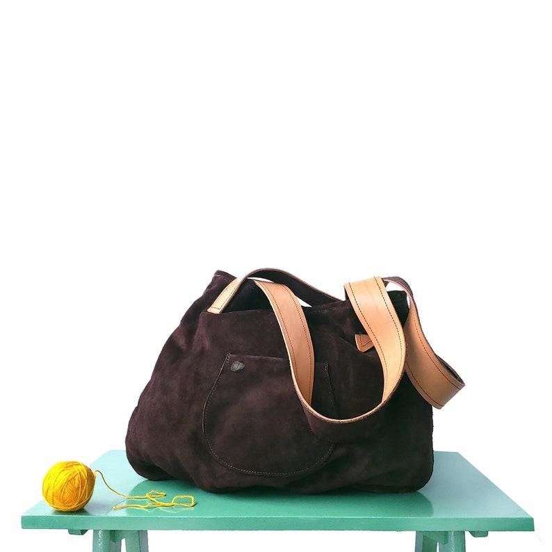 Chispi Handbag   Leather handbags handmadeHandmade leather image 0