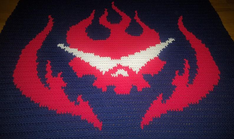 Gurren Lagann Lap Blanket