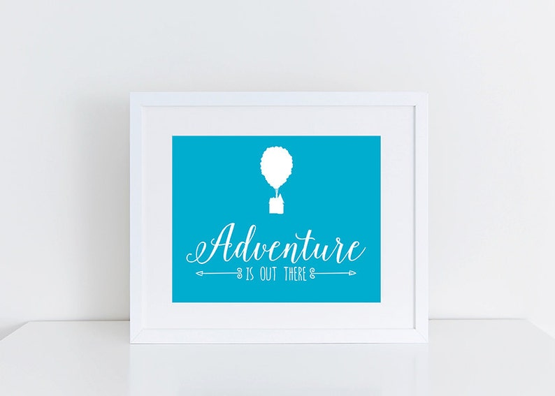 photograph relating to Our Adventure Book Printable known as Journey is Out, Out There, Up Online video, Up Pixar, Our Journey Ebook, Pixar Up, Disney Pixar Up, 8x10 Prompt Down load Printable