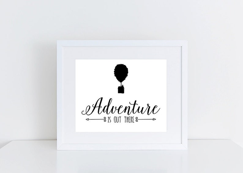 image relating to Our Adventure Book Printable known as Experience is Out, Out There, Up Video, Up Pixar, Our Journey Reserve, Pixar Up, Disney Pixar Up, 8x10 Instantaneous Obtain Printable