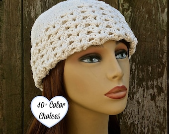 17afe87e79f Womens Lacy Cotton Hat