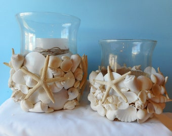 sea shell wood fish coastal home decor beach decor sea shell etsy