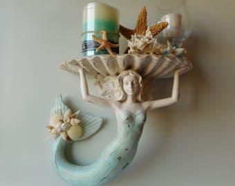 Mermaid Decor Etsy