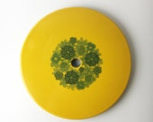 Vintage Finel enamelware named quot Primavera quot - Stove covers - Made in Finland -1960s