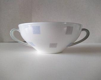set of 4 vintage Arzberg Soup bowls