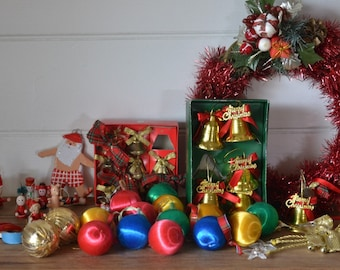 Vintage Christmas Decorations Etsy