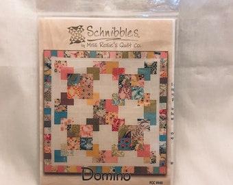 Domino Five Quilt Pattern A Fat Quarter Quilt