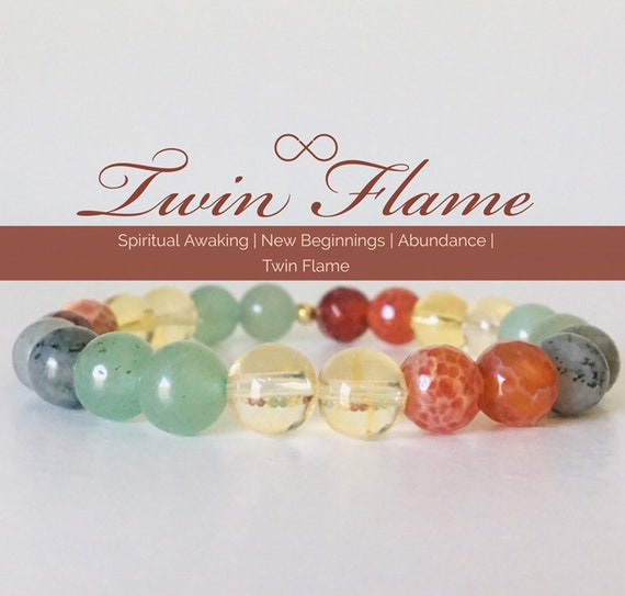 Twin Flames Bracelet | Synchronicity Bracelet