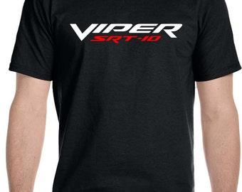 Dodge Viper SRT-10 Men T-Shirt