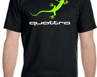 Audi Gecko Quattro T-Shirt