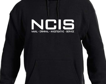 NCIS Hoodie Youth - Adult Sizes