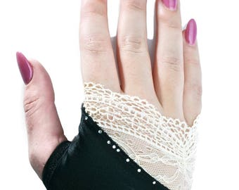 One Piece ingerie - Cute Lingerie - Gloves