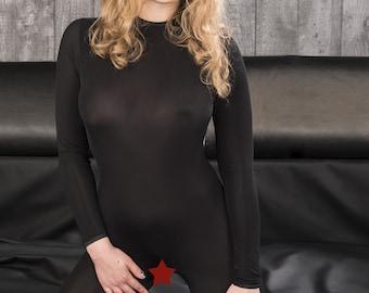 See Through Bodysuit Lingerie Erotic Bodysuit