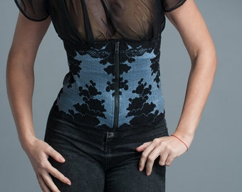 Body Shaper - Waist Training - Underbust Corset - Ready to Wear