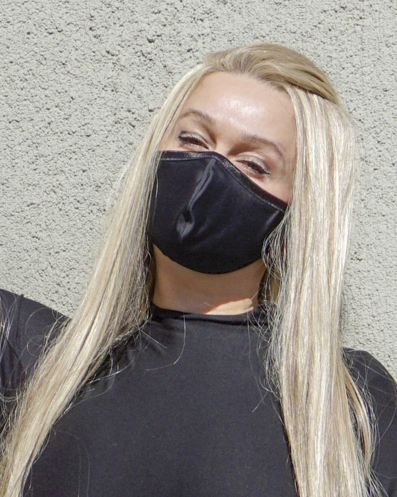 Face Mask Washable Reusable Mouth Mask Face Mask Help Protect image 0
