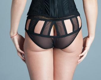 Cheeky Panties, Nylon Panties, Sheer Panties