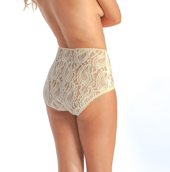 newest collection check out most popular Lace Panties - High Waist Panties - Plus Size Underwear