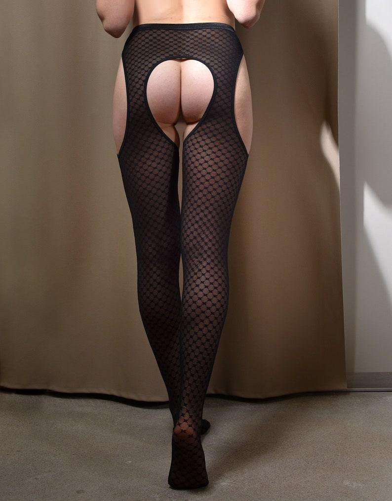 Erotic Lingerie Pantyhose See Through Lingerie Pantyhose image 0