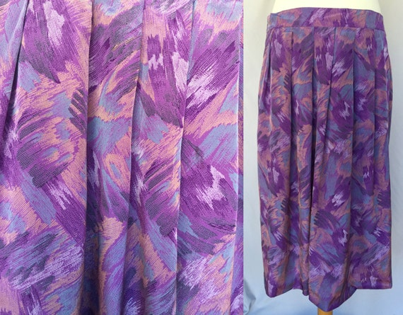 Retro Kühlschrank Violett : Er jahren handgefertigt in slowenien seide lila violett pink etsy