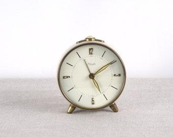 Antique Kienzle Clock Alarm Clock German Clock Desk Clock   Etsy