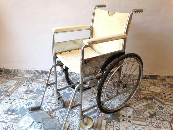 image 0 - Antique Wheelchair Everest Jennings Medical Oddity Etsy