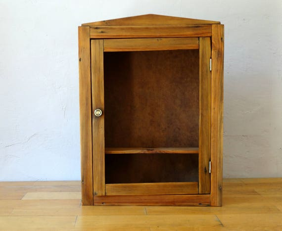Armadietto Dell Altare.Restaurato Il Cabinet Armadietto Di Legno Gabinetto Medico Mobile Contenitore Mobiletto Del Bagno Armadio Antico Apothecary Gabinetto Gabinetto