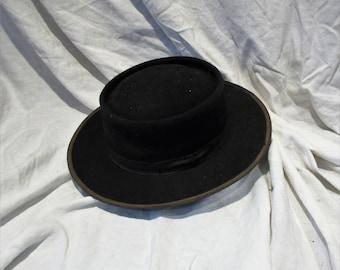 6122ed98c2c03 Amish Felt Hat