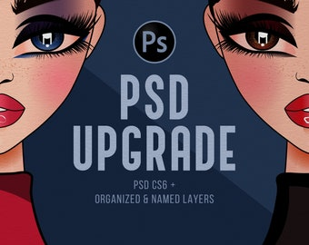 PSD FILE, For Eligible Listings