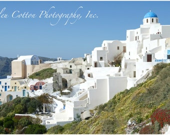 Views from Chelidonia, Santorini, Greece